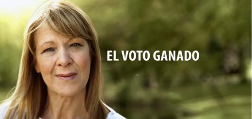 """#Spots Stolbizer: """"El voto ganado"""""""