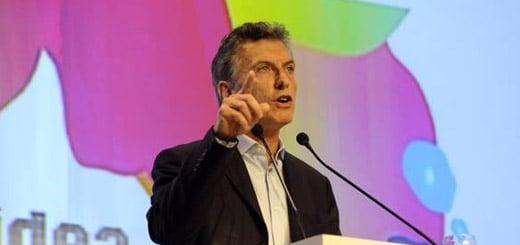 "Macri: ""Caputo S.A. no licitó una sola obra en mi gestión"""