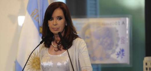 Cinco chequeos a CFK de 2015