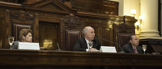 """Stolbizer: """"Jamás se designó un juez de la Corte en comisión desde la recuperación democrática"""""""