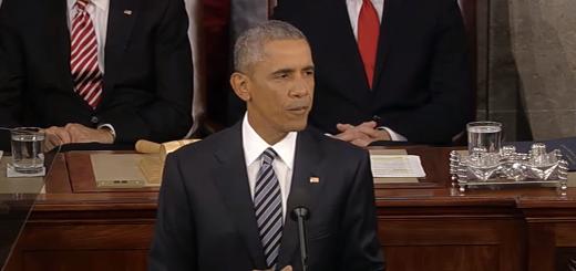 Obama SOTU 2016 w