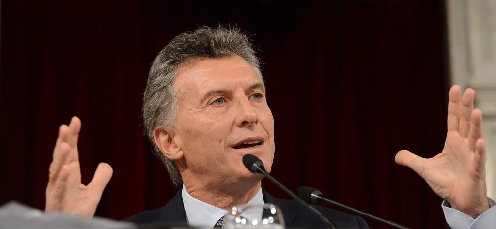 Seguí el chequeo en vivo al discurso de Macri