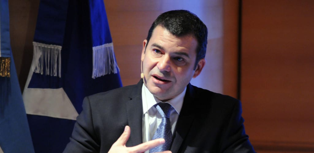 """Galuccio: """"En los últimos tres años YPF creció un 35% en producción de gas [y] un 10% en producción de petróleo"""""""