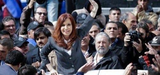 Twitter Equipo CFK