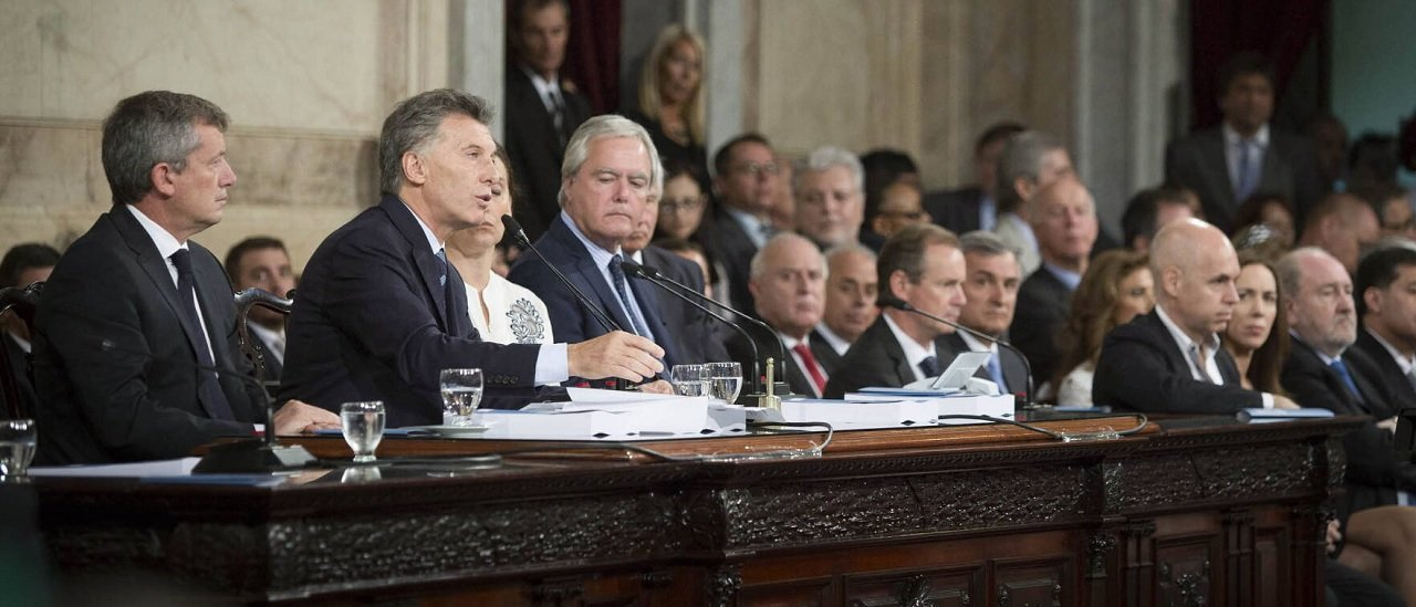 Macri recibió $ 3 millones de contratistas del Estado para su campaña electoral