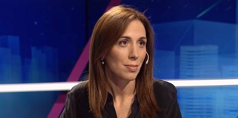 """Vidal: """"No ha sucedido que la inflación superara la paritaria docente"""""""