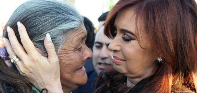 """CFK: """"[El proyecto de Cambiemos] establece una quita de entre el 30% y el 60% para los jubilados que tienen juicio"""""""