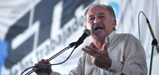 """Yasky: """"Veníamos con paritarias hasta el 2015 en donde, si alguna vez quedamos abajo [de la inflación], eran dos o tres puntos"""""""