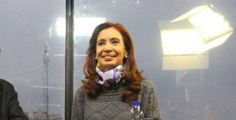 """CFK: """"Generamos que los trabajadores pudieran discutir todos los años salarios por encima de la inflación"""""""