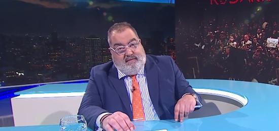"""Lanata: """"Hoy la cantidad de asesinatos cada 100 mil personas es mayor en Santa Fe que en Rosario"""""""