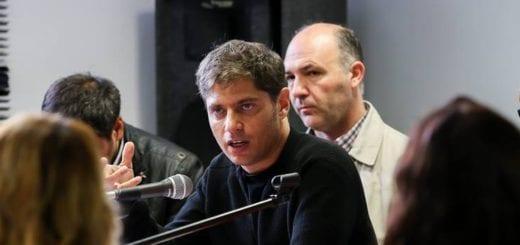 Prensa Kicillof