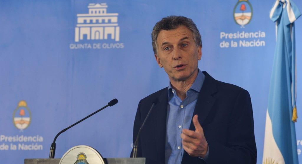 """Macri: """"Hemos aumentado la cantidad de programas sociales"""""""
