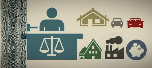 Quiénes son los jueces federales con más patrimonio