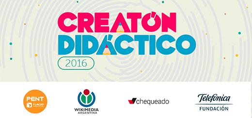 Creatón didáctico 2016