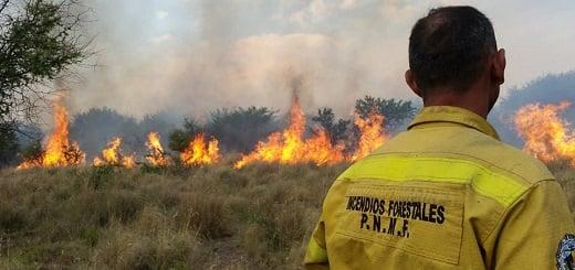"""La Nación: """"Cristina Kirchner anunció en 2012 la compra de 26 aviones para incendios, pero no llegó ninguno"""""""