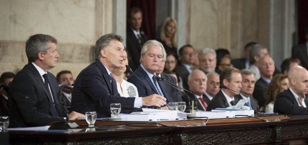¿Cumplió Macri lo que prometió en la apertura de sesiones del Congreso de 2016? (Nota II)