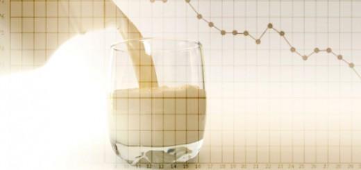 ¿El consumo de leche está en los niveles más bajos desde la crisis de 2001?