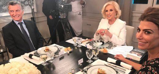 """Macri: """"La mínima [de un jubilado] son $9 mil y pico"""""""