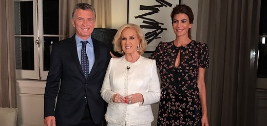 """Macri: """"[Aerolíneas Argentinas] nos costaba como $40 millones por día y ahora nos cuesta 11"""""""