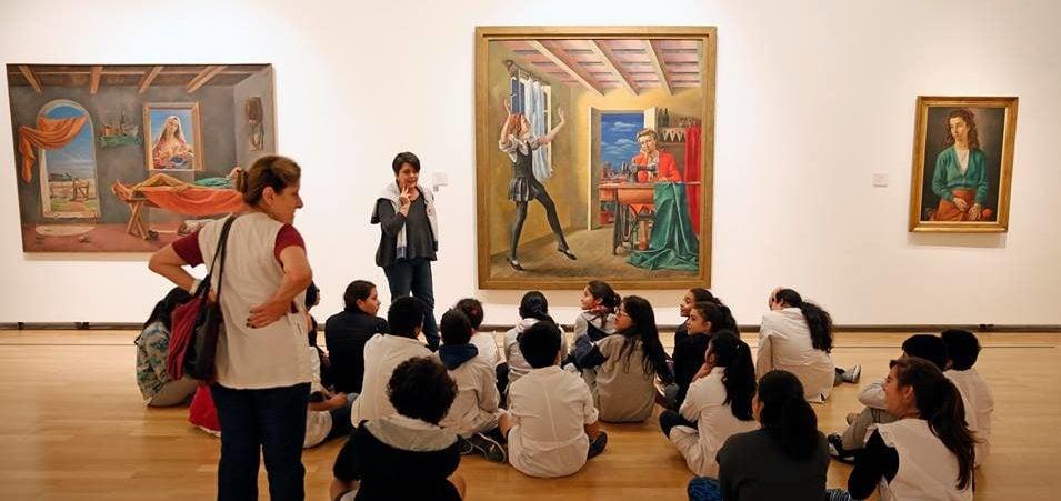 Es #FalsoEnLasRedes que los niños y jubilados deberán pagar la entrada de los museos nacionales