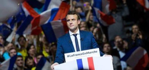 Prensa Macron