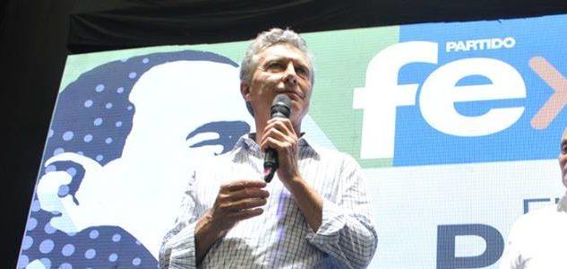 """Macri: """"Desde agosto para acá hemos creado 82 mil nuevos puestos de trabajo formales"""""""