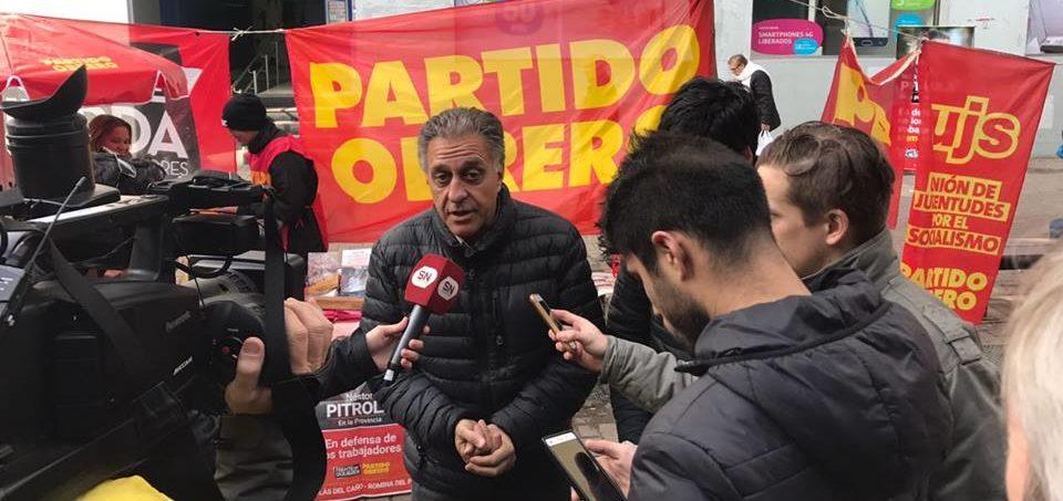 """Pitrola: """"El salario promedio argentino es $11.000. La mitad de los trabajadores gana menos de $9.000"""""""