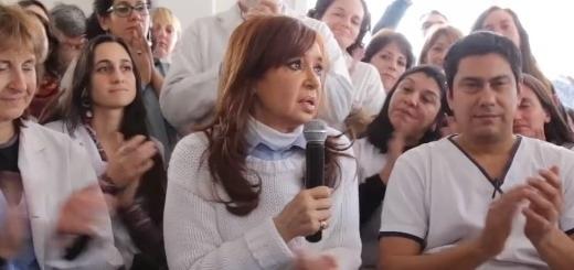 """CFK: """"Los medicamentos más consumidos por los jubilados en los últimos dos años tuvieron un aumento promedio de 99%"""""""
