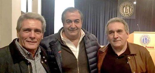 ¿Cuántos años llevan en el poder de sus sindicatos los miembros del triunvirato de la CGT?