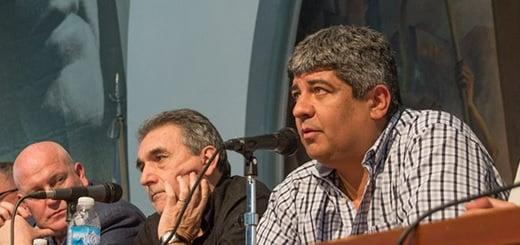 Desocupación, trabajo y pobreza: tres chequeos a Pablo Moyano