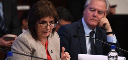 Bullrich y un cambio de postura sobre la responsabilidad de Gendarmería en el caso de Santiago Maldonado