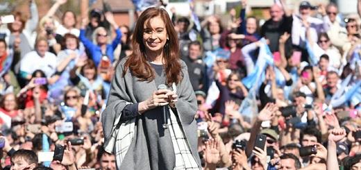 """CFK: """"Después de casi dos años de gobierno la inflación es más alta que en el 2015"""""""