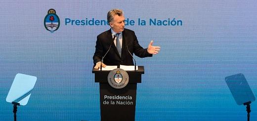 Discurso de Macri: chequeos sobre déficit, impuestos y comercio exterior (I)
