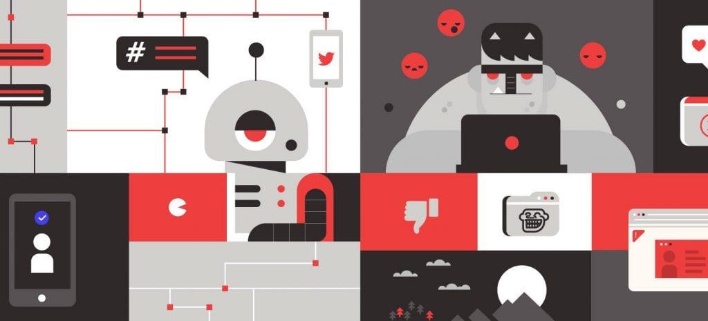 """Qué son los bots y los trolls… (y cómo esos """"ejércitos"""" influyen en la política)"""