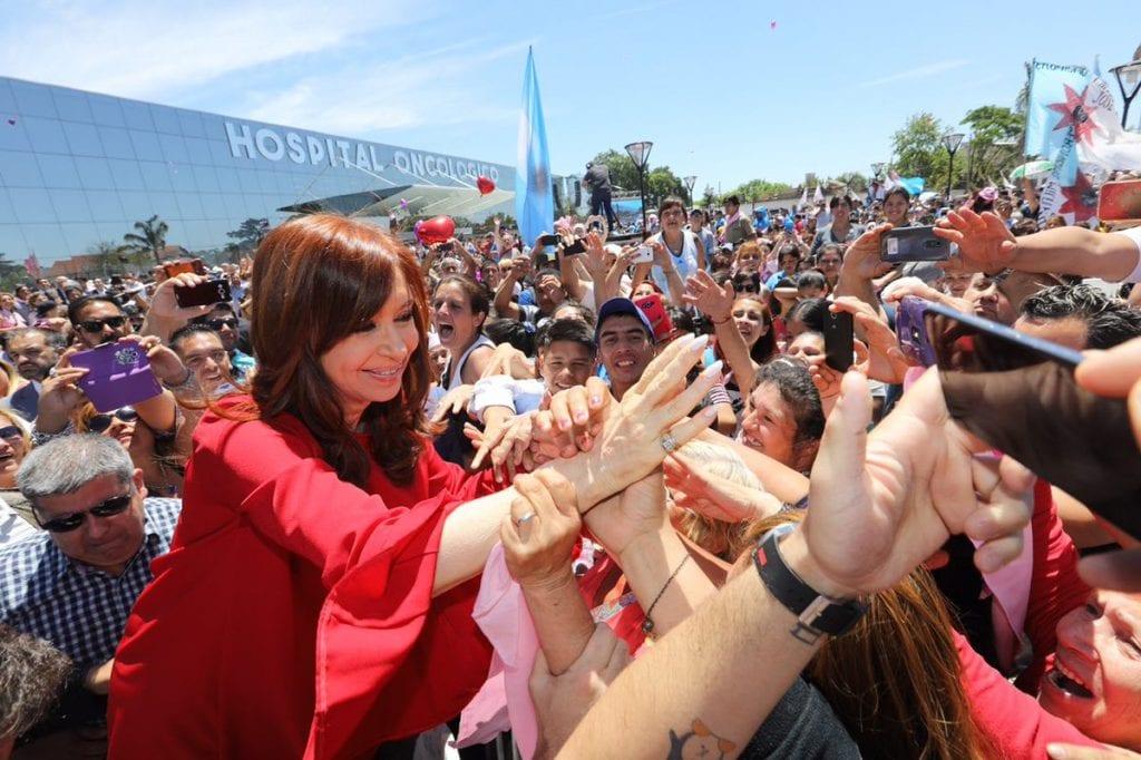 """#FIFAGate: las supuestas coimas a nombre de """"Cristina"""" que no eran para ella"""