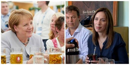 Es #FalsoEnLasRedes que Vidal gana más que Merkel