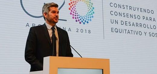 Entrevista a Peña: sus frases sobre inversión social y déficit fiscal, verificadas