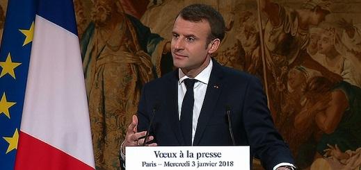¿Qué propone Macron, el presidente de Francia, para luchar contra las noticias falsas?