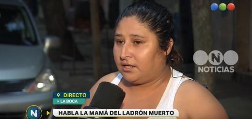 Es #FalsoEnLasRedes que la madre de Kukoc, el joven asesinado por el policía Chocobar, pidió un subsidio al Gobierno