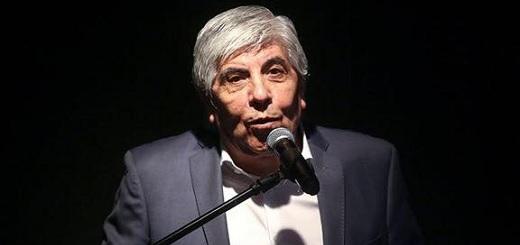 """Moyano, sobre la gestión de Cambiemos: """"Los trabajadores han perdido poder adquisitivo del salario"""""""