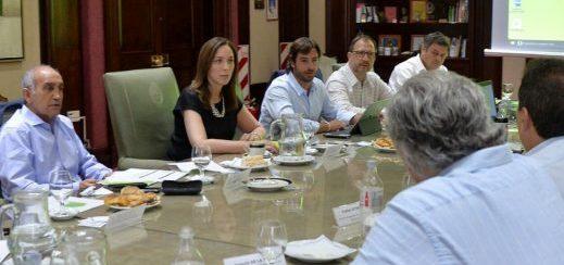 Vidal declaró el patrimonio más austero de su gabinete