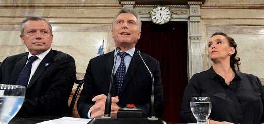 Macri cumplió la mayoría de los compromisos que realizó ante la Asamblea Legislativa en 2017