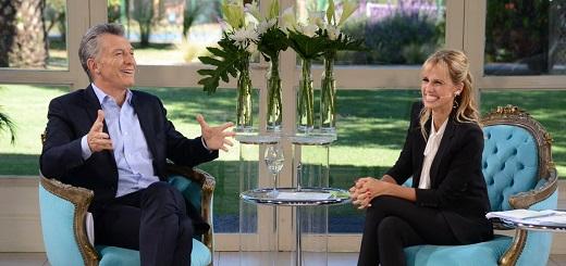 """Macri: """"La Argentina tiene una carga tributaria récord en Latinoamérica"""""""