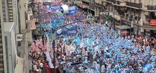 Conflicto docente: cuántos días de paro tuvo la Provincia de Buenos Aires en la última década