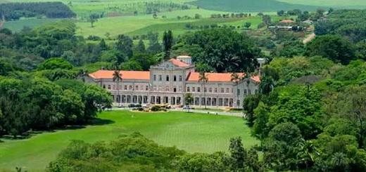 Es #FalsoEnLasRedes la imagen de la mansión del hijo de Lula: la foto es de una universidad