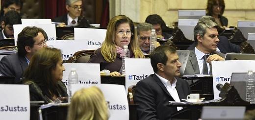 Ley de tarifas: datos para entender el proyecto que aprobó Diputados
