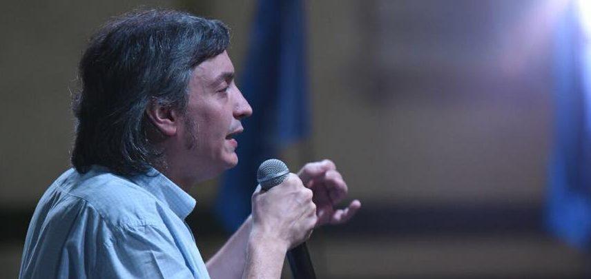 Es falso que Máximo Kirchner dijo que será candidato a Presidente en 2019