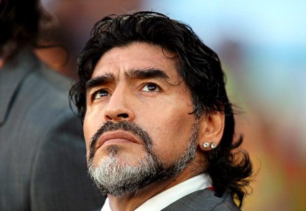 Es falso que Diego Maradona fue declarado persona no grata en la Argentina