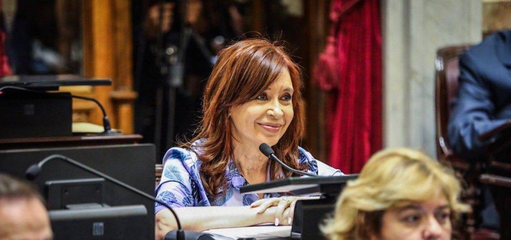 """CFK, sobre la prevención de embarazos no intencionales: """"Si uno mira el presupuesto de este año, ha sido solamente ejecutado en un 12%"""""""