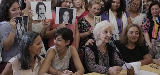 """TLS Diario: """"Abuelas de Plaza de Mayo anunció que fue recuperado el nieto 128"""""""